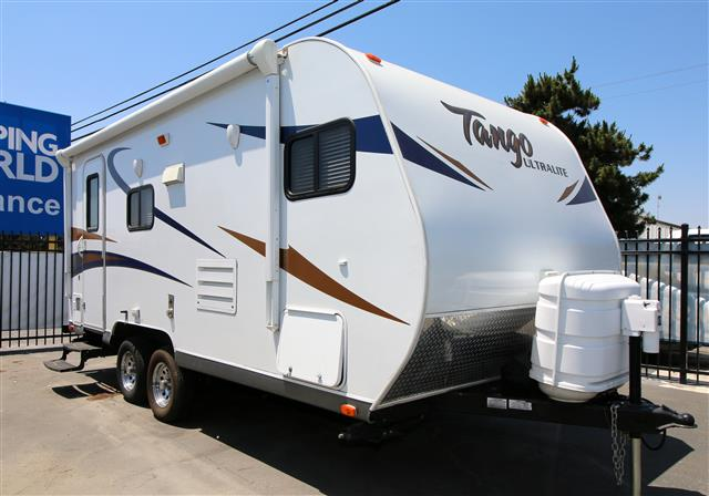 Used 2013 Pacific Coachworks Tango 17 UL Travel Trailer For Sale