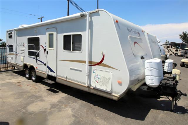 Used 2006 Jayco Jay Feather 26Y Travel Trailer For Sale