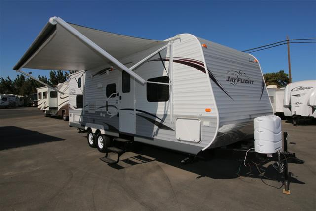 Used 2013 Jayco Jay Flight 25BHS Travel Trailer For Sale