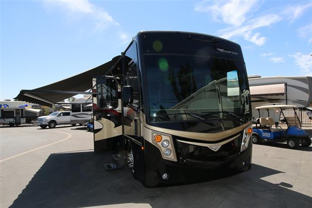 Used 2014 Fleetwood Excursion 35B Class A - Gas For Sale