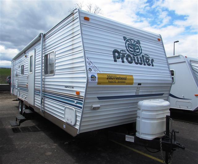 Buy a Used Fleetwood Prowler in Saukville, WI.