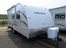 2011 Sportman RV Coyote Lite Travel Trailer