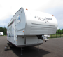 Used 2005 Forest River Flagstaff 8528BHSS Fifth Wheel For Sale