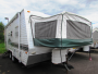 Used 2004 Forest River Wildwood 19LE Hybrid Travel Trailer For Sale