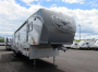 Used 2012 Heartland Cyclone 4014 Fifth Wheel Toyhauler For Sale