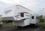 Used 2008 Crossroads Cruiser 31QB Fifth Wheel For Sale