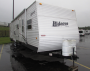 Used 2007 Keystone Hornet 36BH Travel Trailer For Sale