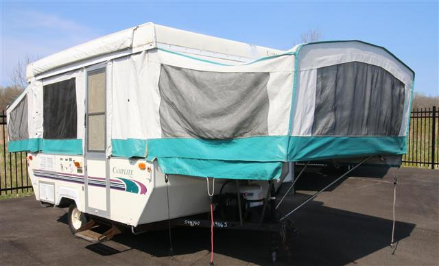 Used 1998 Damon Camplite 1916 Pop Up For Sale