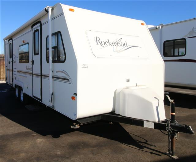 2002 Forest River Rockwood Ultra Lite