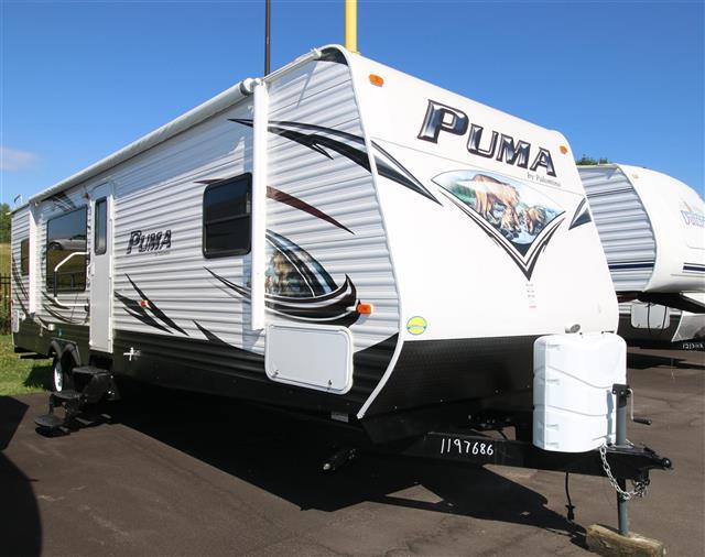 2014 Palomino Puma