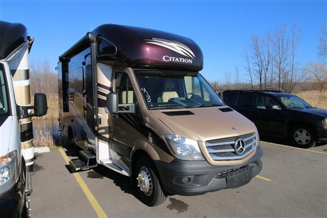 2016 THOR MOTOR COACH Four Winds Chateau Citation
