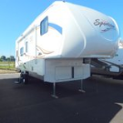 Used 2014 K-Z RV Sport S265TH Fifth Wheel Toyhauler For Sale