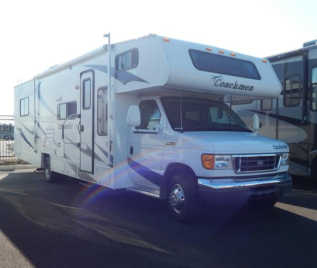 Buy a Used Coachmen Freelander in Rossford, OH.