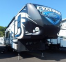 New 2015 Heartland Cyclone 3418 Fifth Wheel Toyhauler For Sale