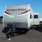 Used 2014 Starcraft AUTUMN RIDGE 266RKS Travel Trailer For Sale