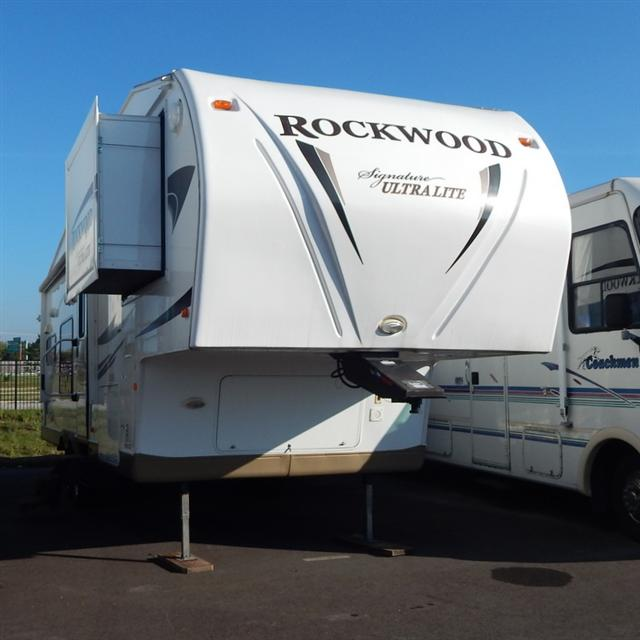 2011 Rockwood Rv Ultra Lite