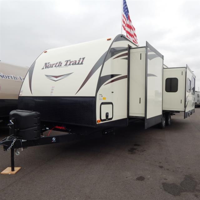 2015 Heartland North Trail