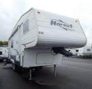 Used 2007 Keystone Hornet 245RK Fifth Wheel For Sale
