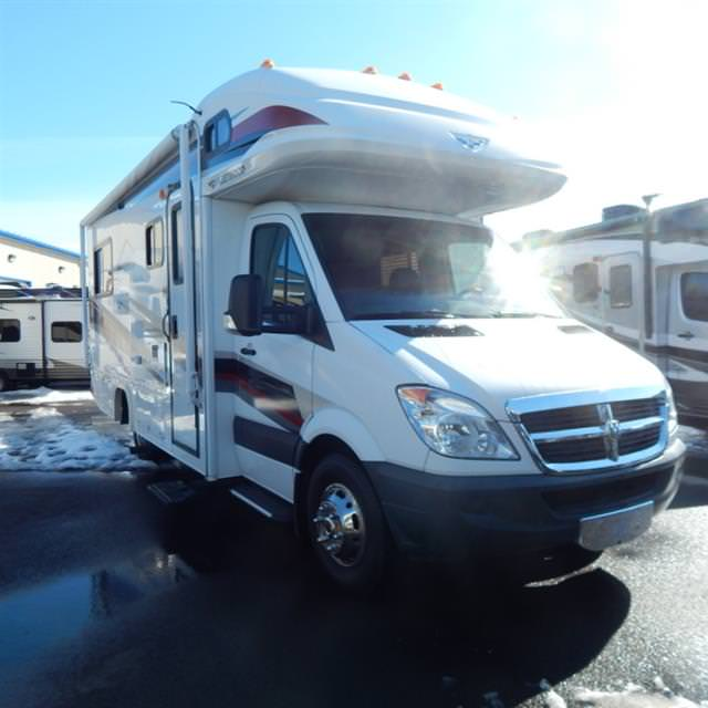 Used 2010 Fleetwood Quest M24 Class C For Sale