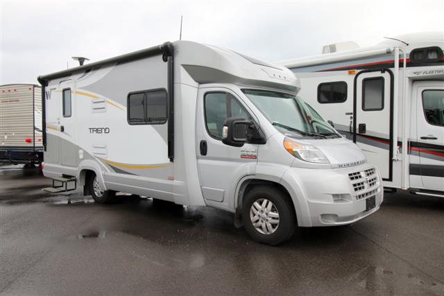 Buy a Used Winnebago TREND in Rossford, OH.