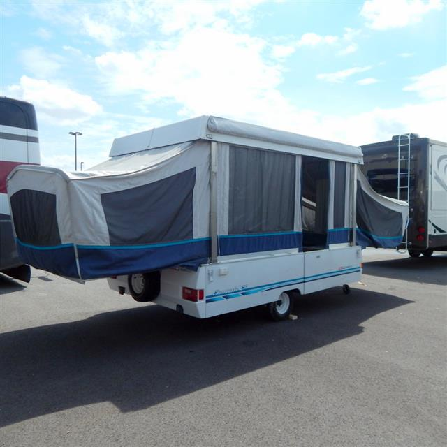 Used 1995 Coleman Pioneer CHESAPEAKE Pop Up For Sale
