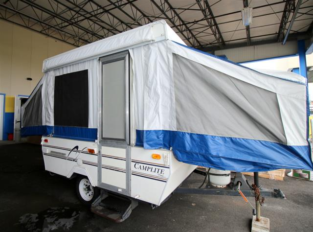 Used 2000 Damon CAMP LITE 8SD Pop Up For Sale