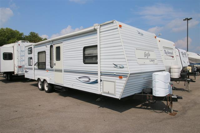 Used 2001 Jayco Eagle 304BH Travel Trailer For Sale