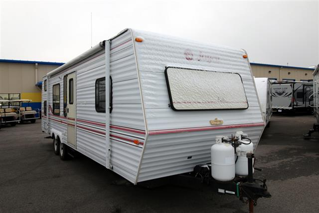 Used 1997 Jayco Eagle 304BH Travel Trailer For Sale