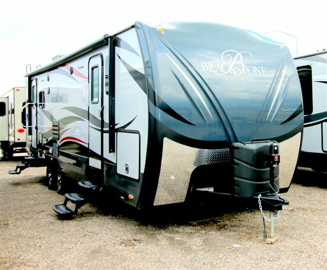 2015 OUTDOORS RV BLACK STONE