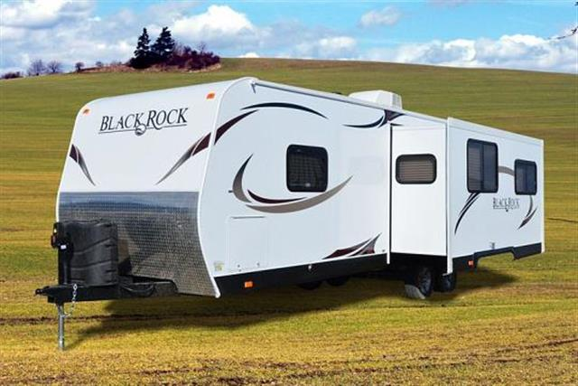 New 2015 Outdoors Rv Black Rock Travel Trailers For Sale