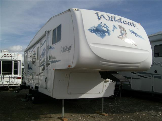 2007 Forest River Wildcat