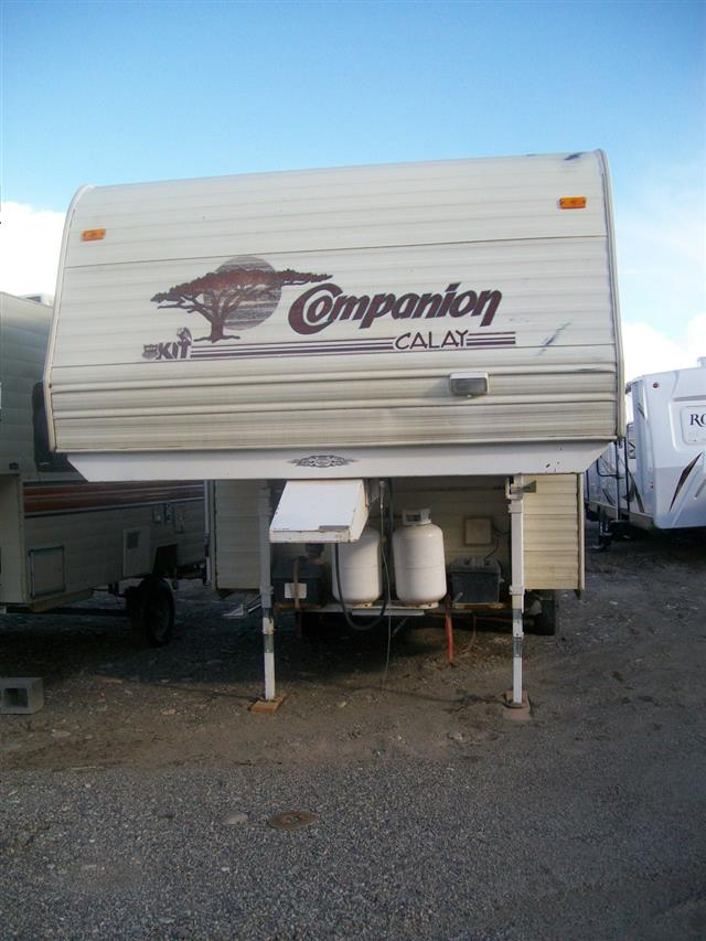Used 1991 COMPANION Companion 23JF Fifth Wheel For Sale