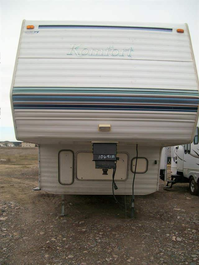 Used 1997 Komfort Komfort 30' Fifth Wheel For Sale