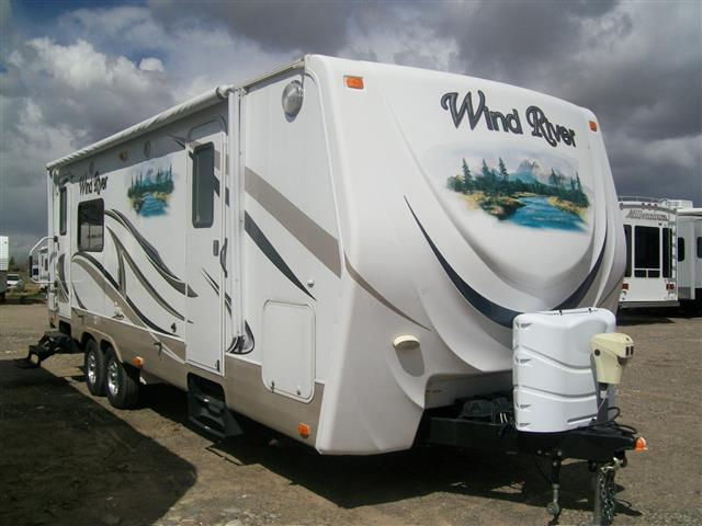 2011 OUTDOORS RV WIND RIVER