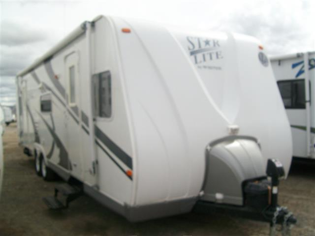 Used 2007 Mckenzie Towables Starlite 8263S Travel Trailer For Sale