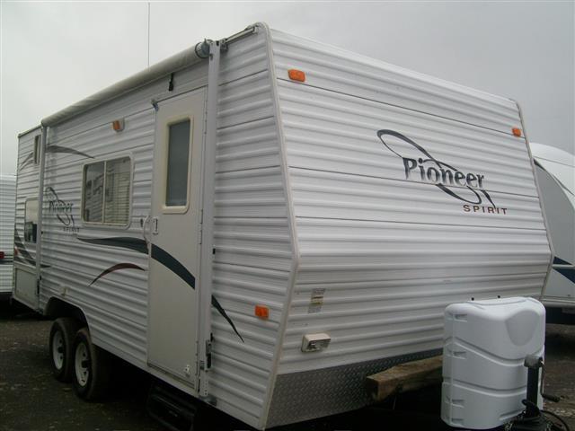 2007 Fleetwood Pioneer