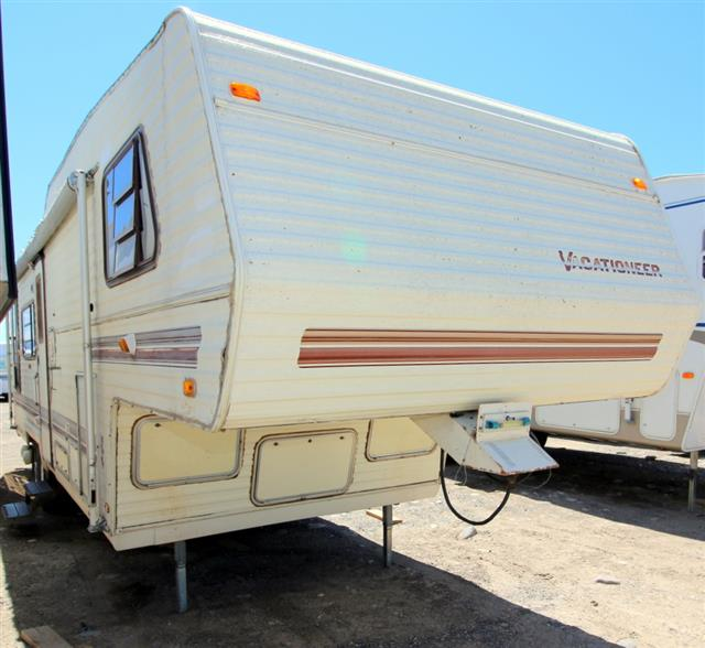 1988 Holiday Rambler Vacationer