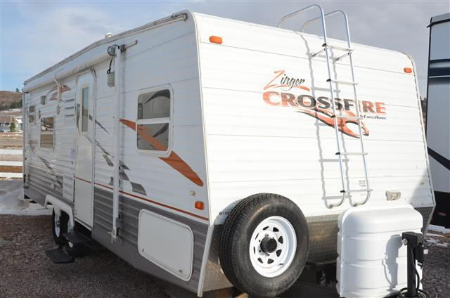 2006 Crossroads CROSS FIRE
