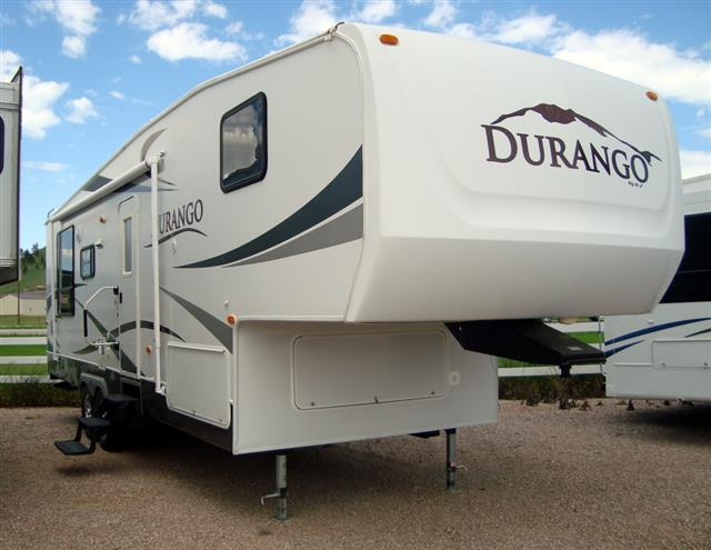 Used 2007 K-Z Durango 305RE Fifth Wheel For Sale