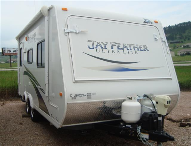 2012 Jayco Jay Feather LGT
