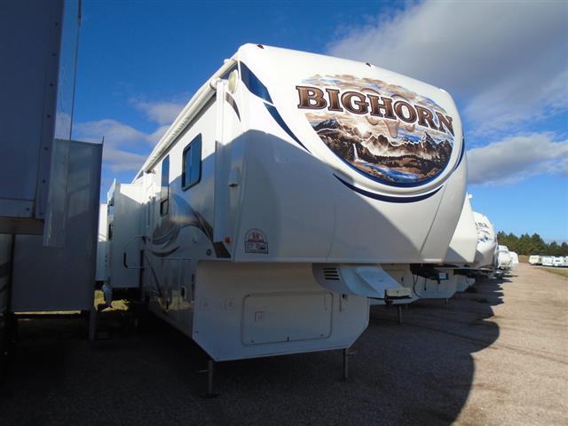 2011 Heartland Big Horn