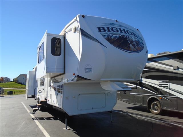 2012 Heartland Big Horn