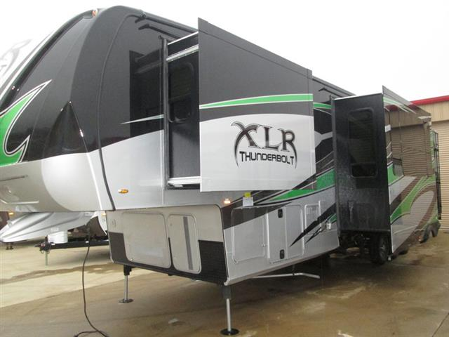 2014 Forest River XLR THUNDERBOLT