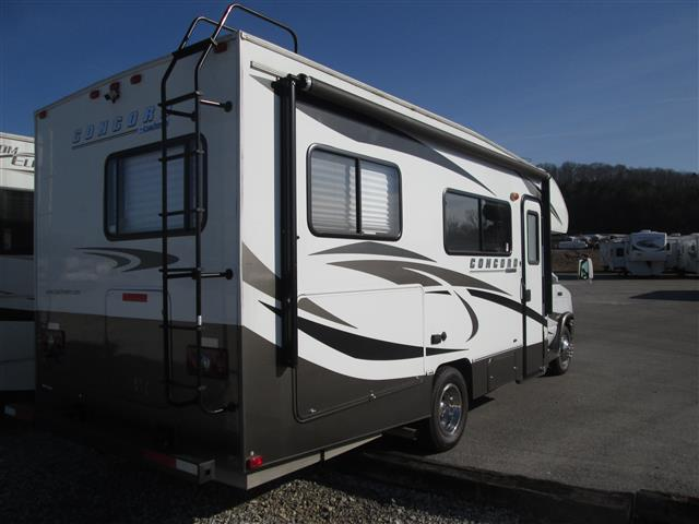 Used 2012 Coachmen Concord Class C Motorhomes For Sale In