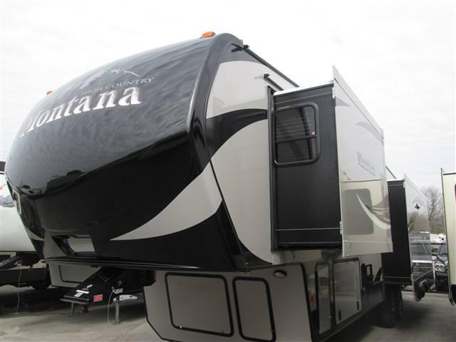 Buy a New Keystone Montana in Anniston, AL.