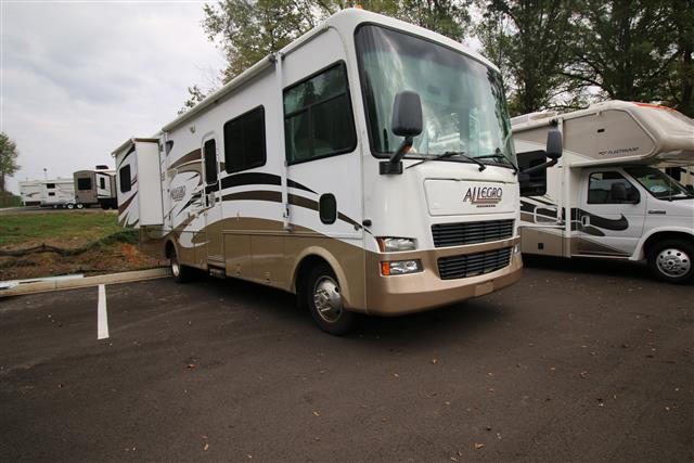 Used 2007 Tiffin Allegro 30DA Class A - Gas For Sale
