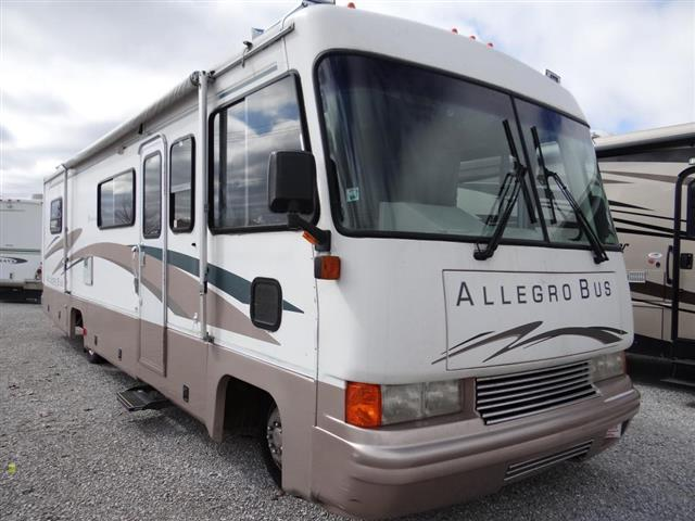 Used 1997 Tiffin Allegro 33 Class A - Gas For Sale