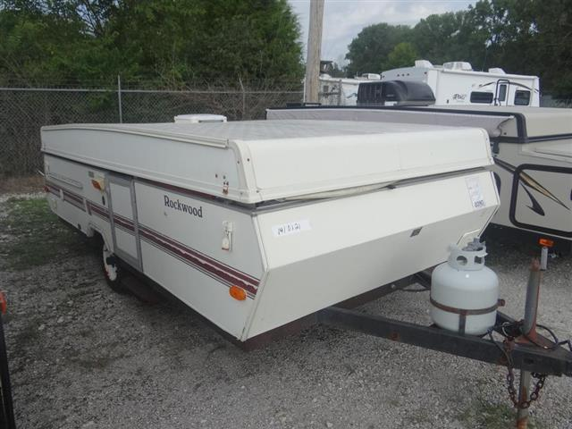 Used 1993 Forest River Rockwood 2380 Pop Up For Sale