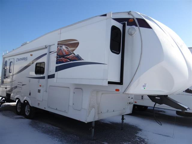 2011 Coachmen Chaparral