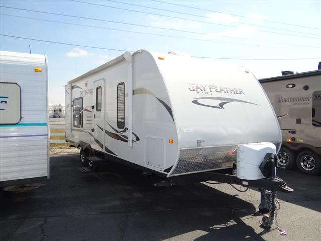 2011 Jayco JAY FEATHER ULTRALITE